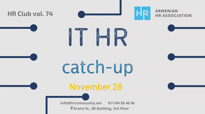 IT HR catch up_ think tank
