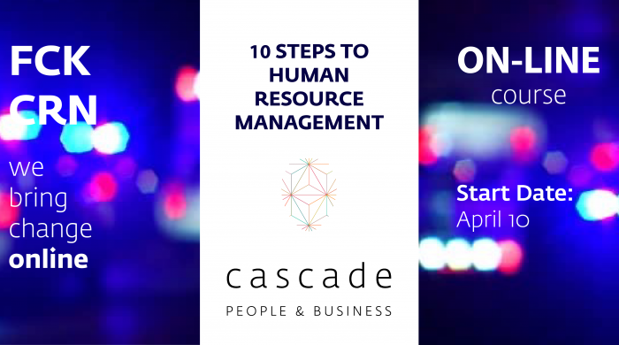 10 steps to HR Management